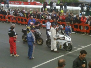 Brunel X-Team #24 At Start