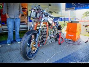 Kingston University TTXGP Bike