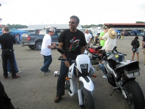 TTXGP eGrandPrix Founder Azhar Hussain On the Zero S.