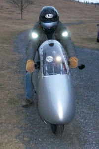 Electric Norton Electra