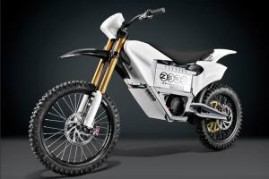 2009 Zero MX Electric Dirtbike